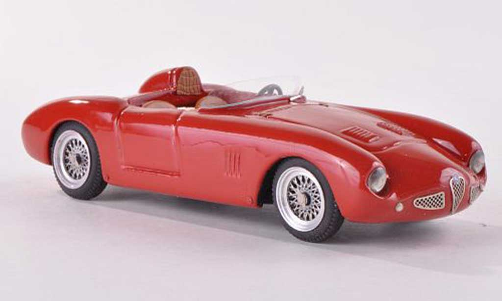 Alfa Romeo 1900 Stradale 1/43 Jolly Model Rossa 1953 miniature