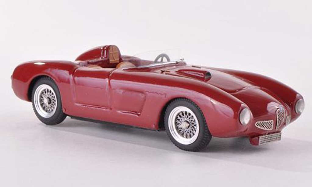 Alfa Romeo 1900 Stradale 1/43 Jolly Model Amaranto 1952 miniature