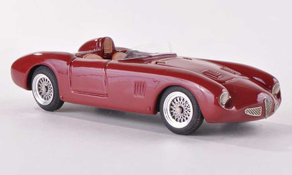 Alfa Romeo 1900 Stradale 1/43 Jolly Model Amaranto 1953 miniature