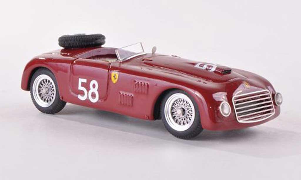 Ferrari Allemano 1/43 Jolly Model No.58 Cappa citta di Palermo 1950