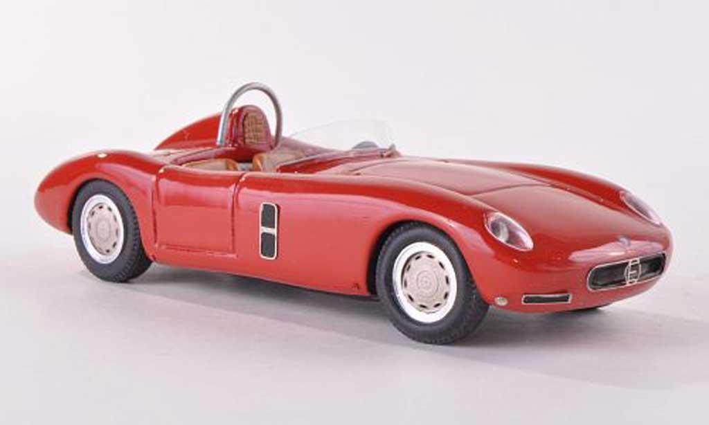 Alfa Romeo Ermini 1/43 Jolly Model Stradale rouge 1952
