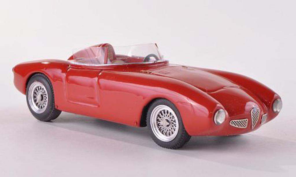 Alfa Romeo 1900 Spyder 1/43 Jolly Model S Zagato Conrero Stradale rouge 1957 miniature