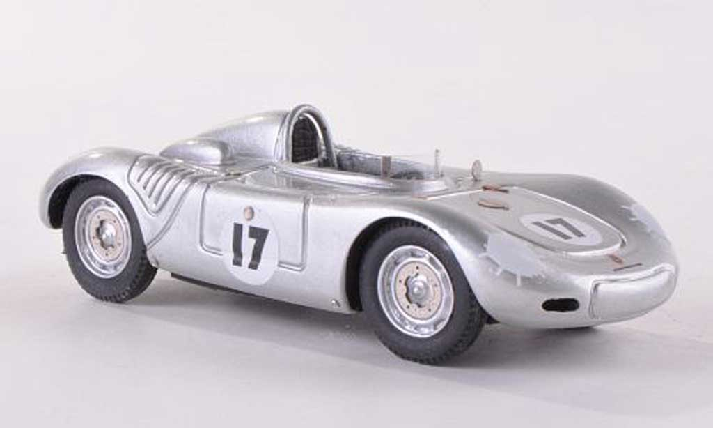 Porsche 718 1/43 Jolly Model RS K -007 No.17 J.Behra GP Rheims 1958 miniature