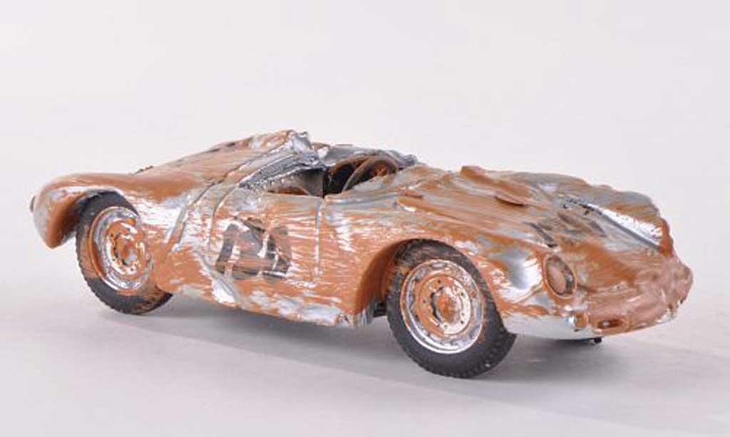 Porsche 550 1/43 Jolly Model James Dean Unfallversion  diecast