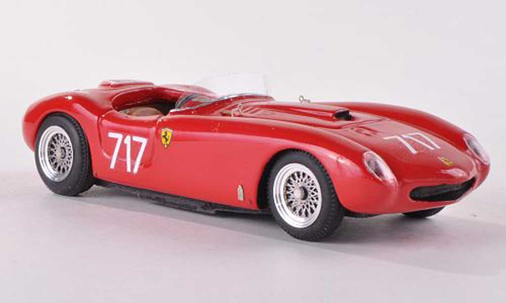 Ferrari 250 1/43 Jolly Model Monza Mille Miglia No.717 Hainase 1955 miniature