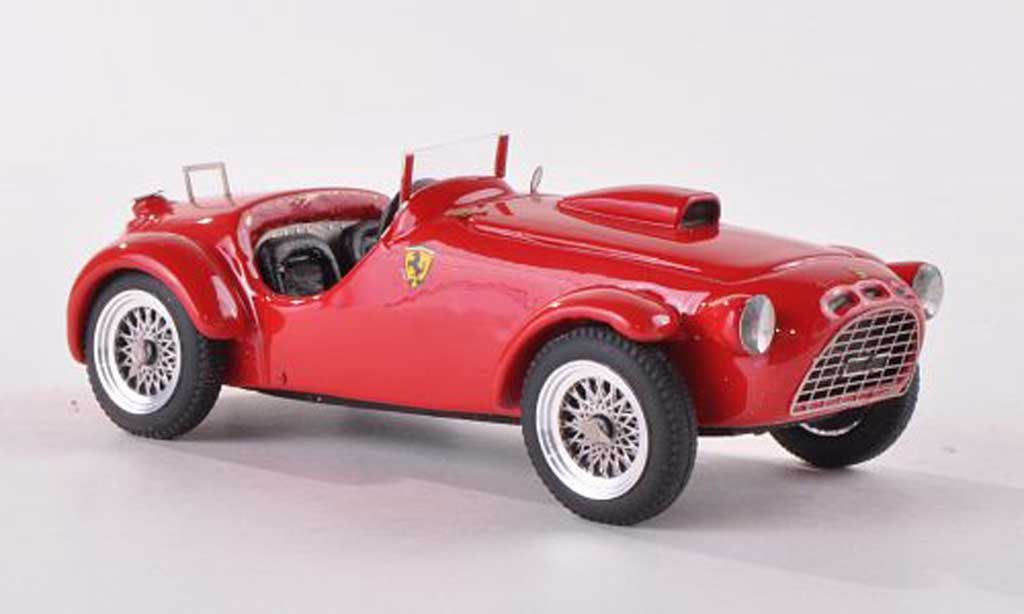 Ferrari 166 1951 1/43 Jolly Model MM Campana Stradale rouge miniature