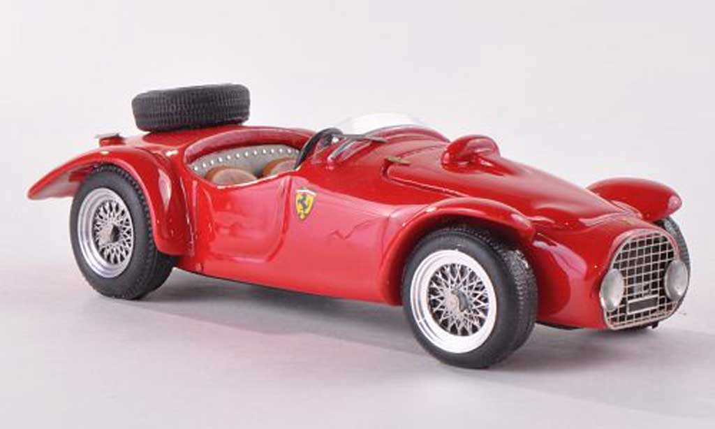 Ferrari 212 1952 1/43 Jolly Model Export Stradale rosso modellino in miniatura