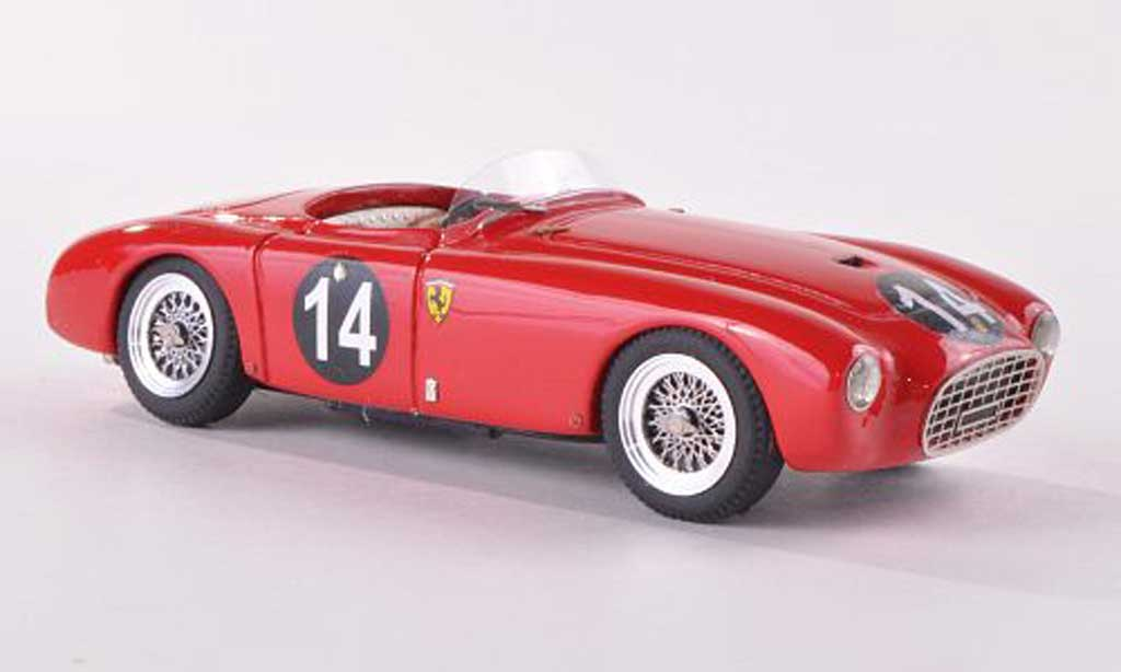 Ferrari 212 1951 1/43 Jolly Model Export Viginale Barchetta Winner Vila Real No.14 Giovanni Bracco modellino in miniatura