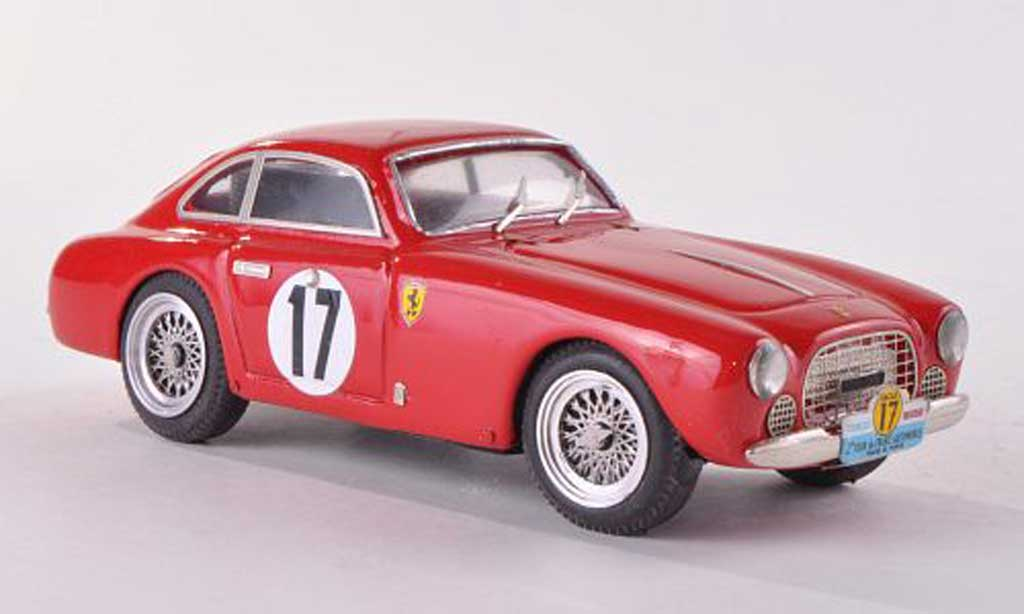 Ferrari 225 1952 1/43 Jolly Model Export TDF No.17 P.Pagnidon miniature
