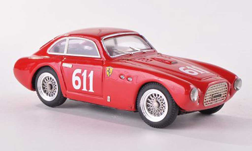 Ferrari 250 S 1952 1/43 Jolly Model Winner Mille Miglia No.611 Bracco / Rolfo miniature
