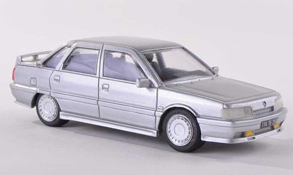 Renault 21 Turbo 1/43 Paradcar gray diecast