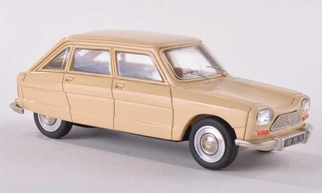 Citroen Ami 8 1/43 Paradcar beige miniature