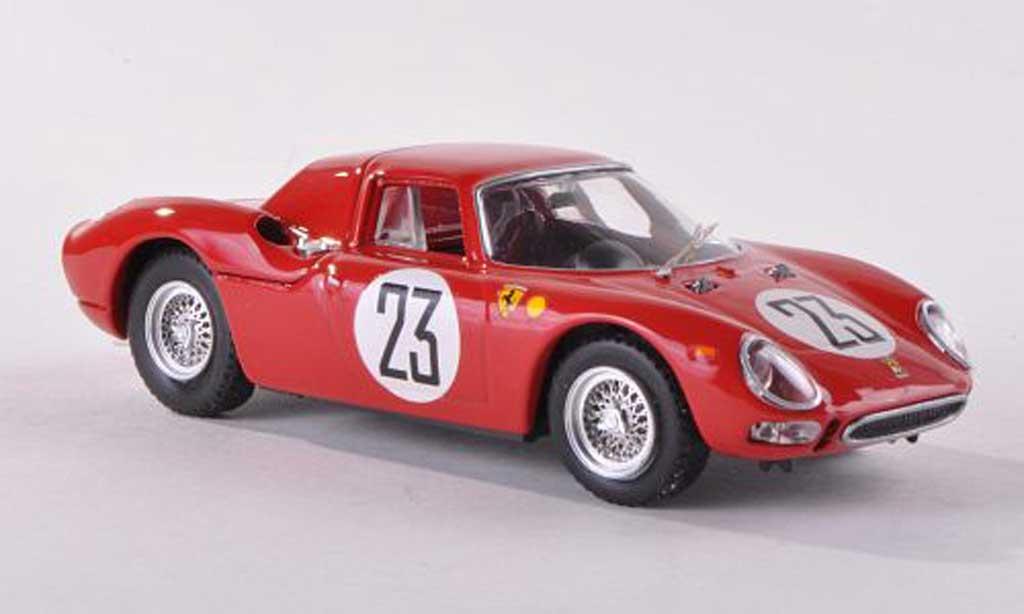 Ferrari 250 LM 1964 1/18 Best No.23 24h Le Mans Dumay/van Ophern  diecast