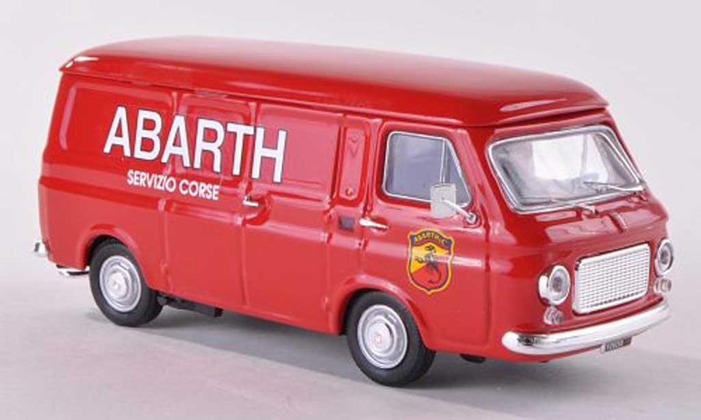 Fiat 238 1/43 Rio Abarth Servizio Corse 1970 diecast