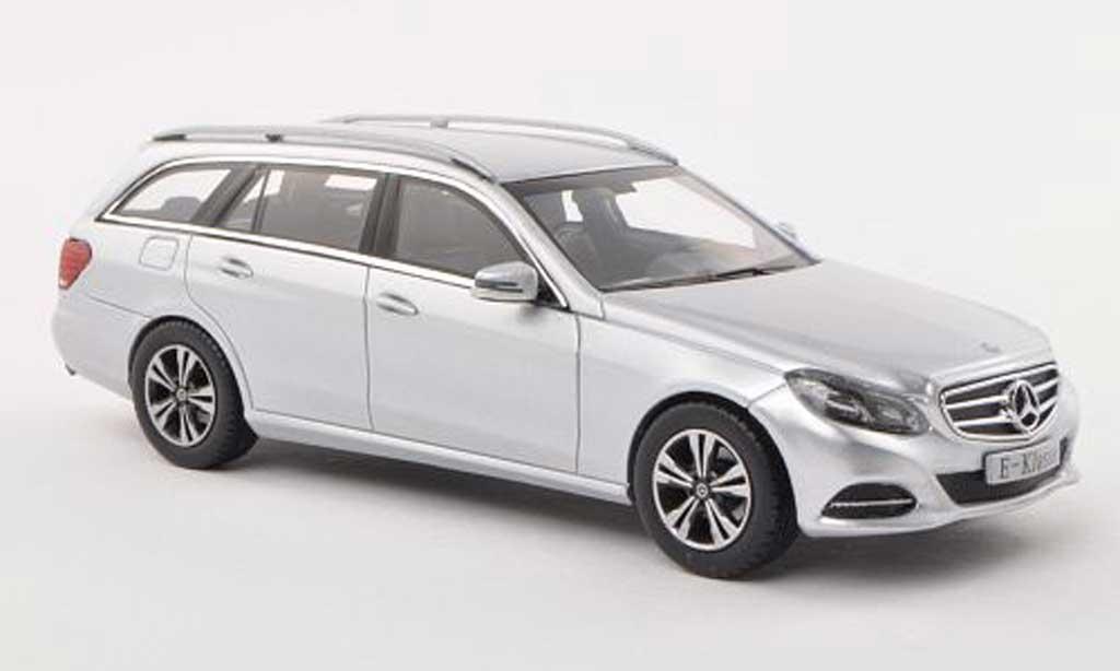 Mercedes Classe E 1/43 Kyosho T-Modele (S212) d 2013 miniature