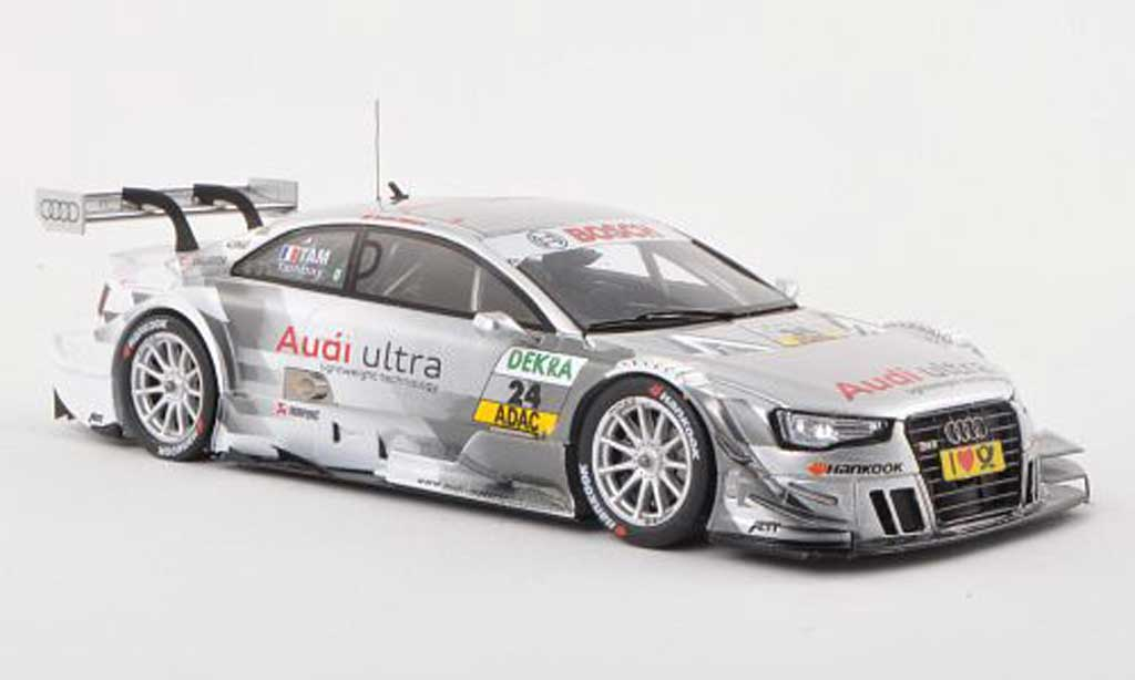 Audi RS5 DTM 1/43 Spark No.24 Ultra -Saison 2013 A.Tambay diecast model cars