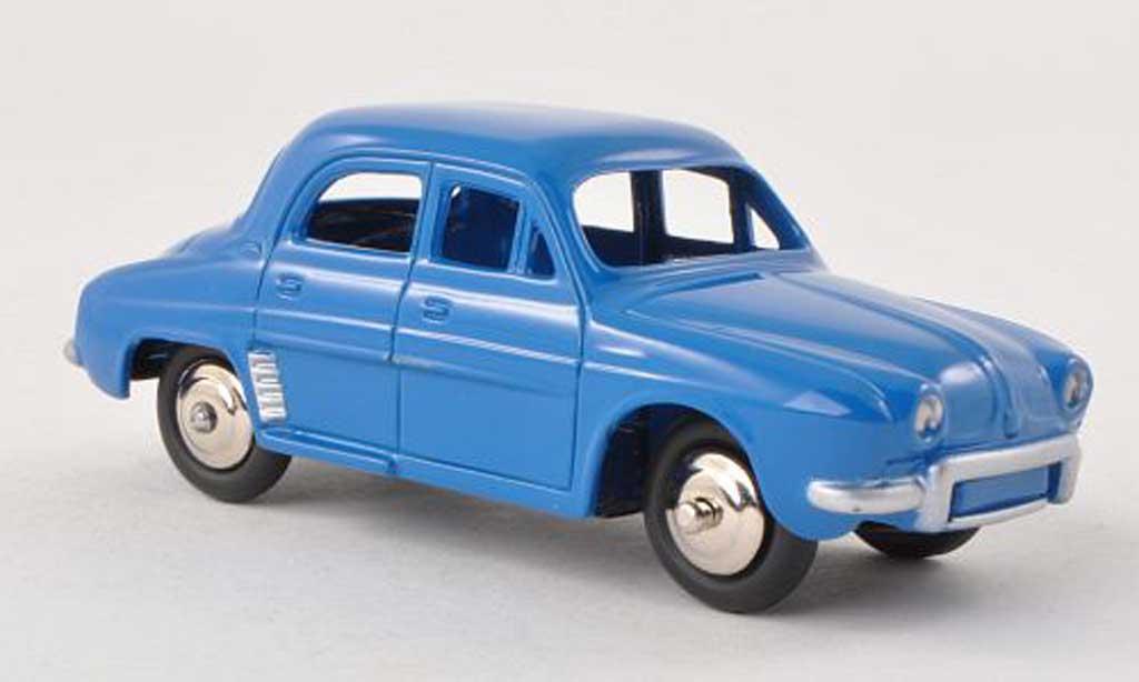 Renault Dauphine 1/43 Dinky Toys bleu diecast model cars
