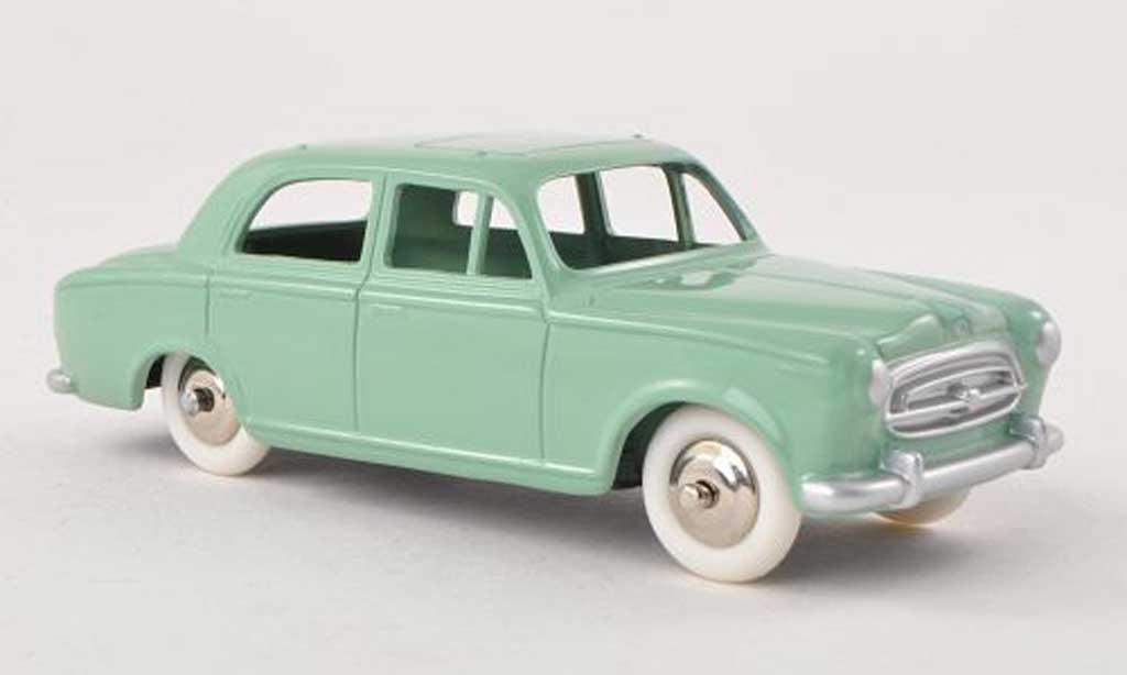 Peugeot 403 Berline 1/43 Dinky Toys clair-vert  miniature