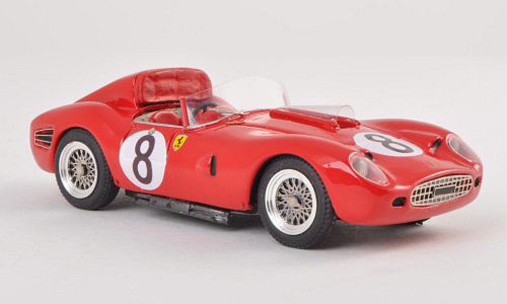 Ferrari 250 TR 1960 1/43 Jolly Model No.8 Sebring Lovely/Nethercutt modellino in miniatura