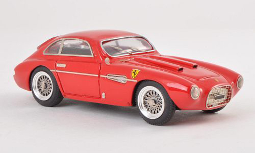Ferrari 340 1/43 Jolly Model America Michelotti rouge 1952 miniature