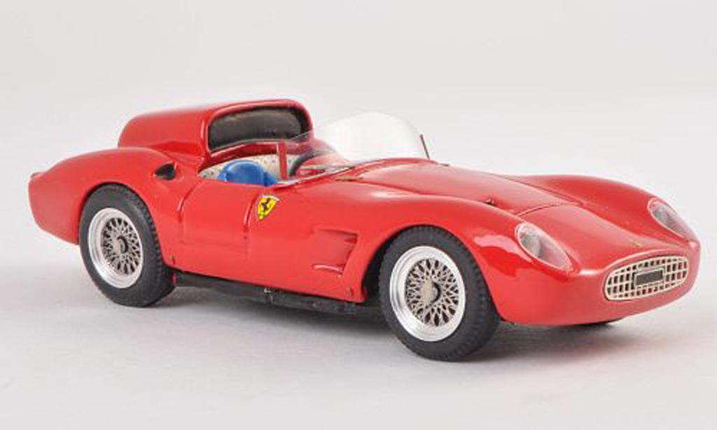 Ferrari 500 TRC 1/43 Jolly Model rosso 1954 modellino in miniatura