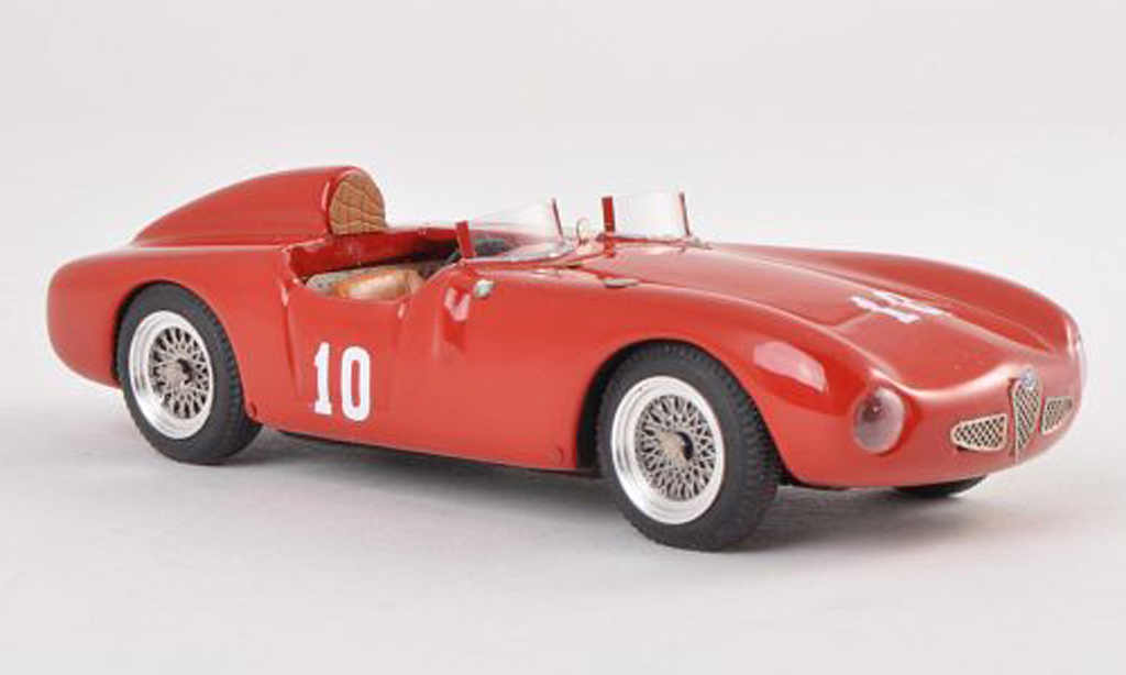 Alfa Romeo 6C 3000 1/43 Jolly Model Zagato No.10 GP Schweiz 1955 J.Bonnier miniature