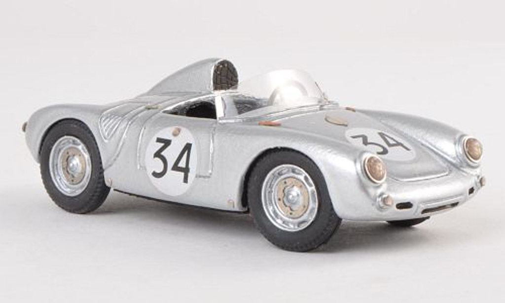 Porsche 550 1958 1/43 Jolly Model No.34 24h Le Mans miniature