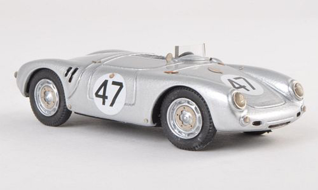 Porsche 550 1954 1/43 Jolly Model No.47 24h Le Mans Duntov/Olivier miniature