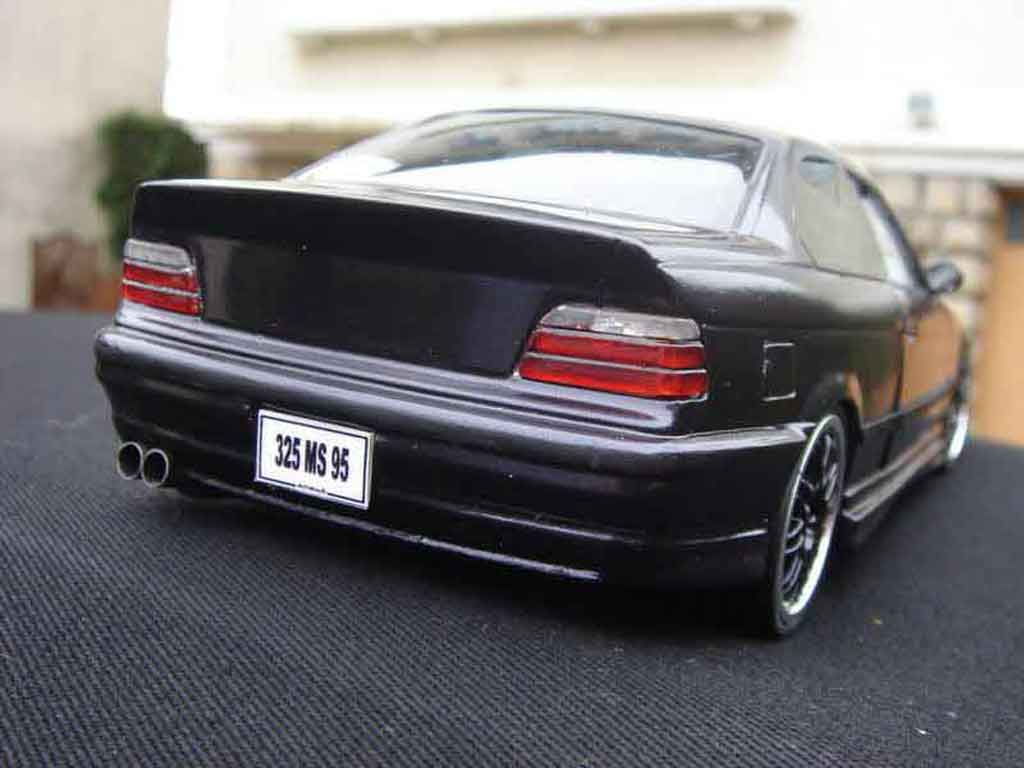 Bmw M3 E36 1/18 Ut Models preparation auto tuning 93 miniature