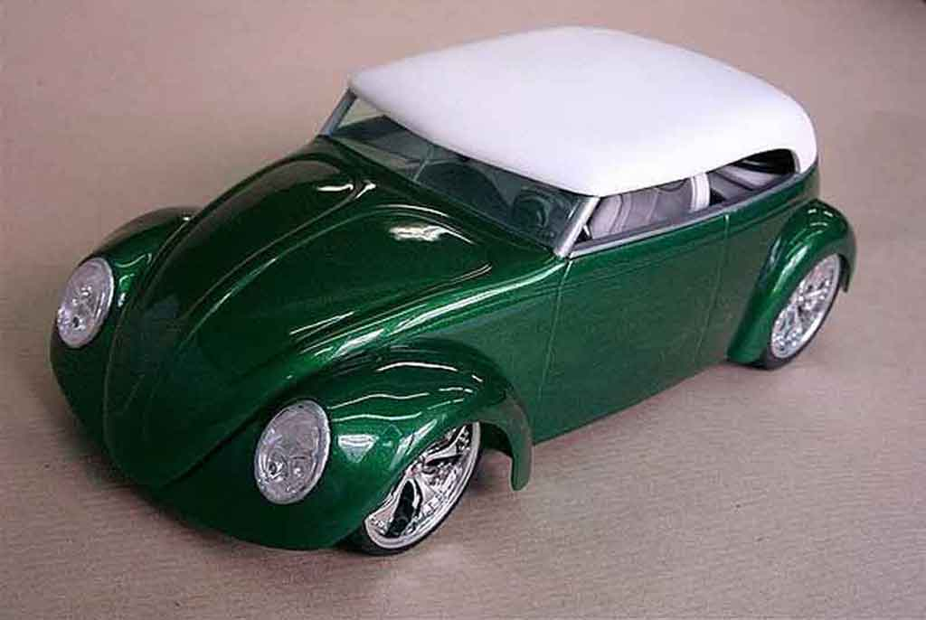 Volkswagen Kafer 1/18 Solido the greensled concept car miniature