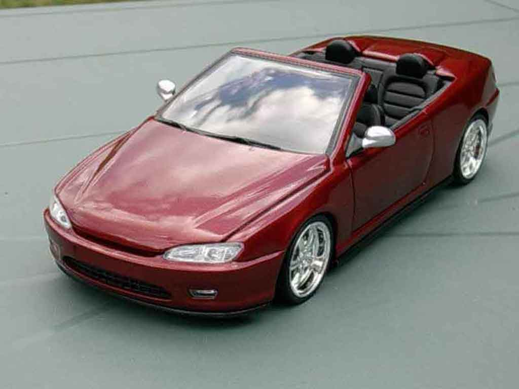 Peugeot 406 1/18 Gate cabriolet diecast model cars
