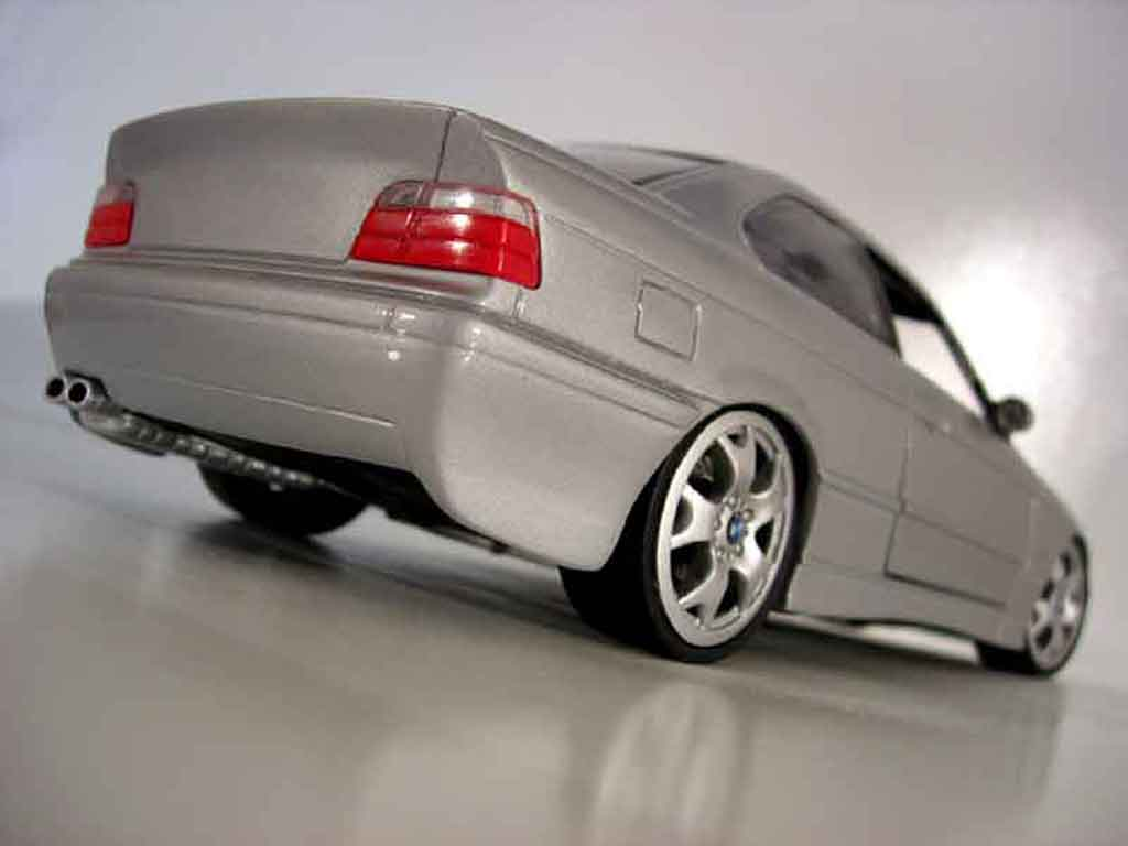 Bmw 325 E36 1/18 Ut Models e36 coupe gray jantes bmw x5 diecast