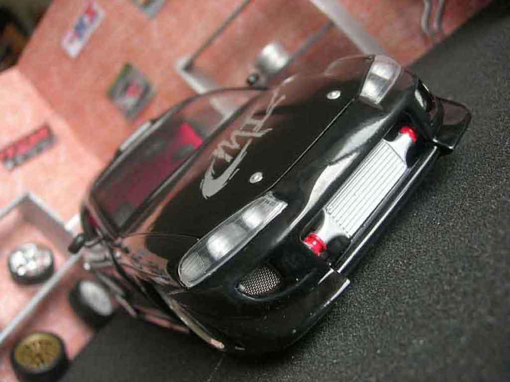 Mitsubishi Eclipse 1/18 Racing Champion tuning diecast