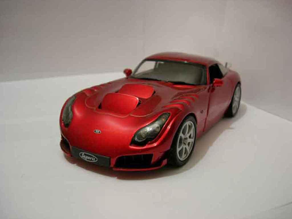 TVR Sagaris 1/18 Jadi  diecast model cars