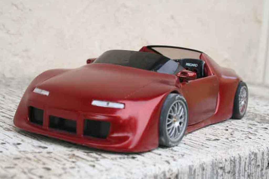Opel Calibra 1/18 Ut Models concept modellino in miniatura