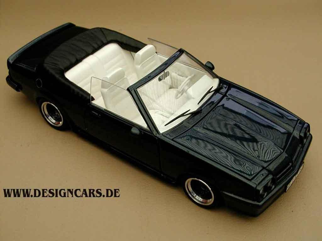Opel Manta B 1/18 Revell tuning cabriolet miniature