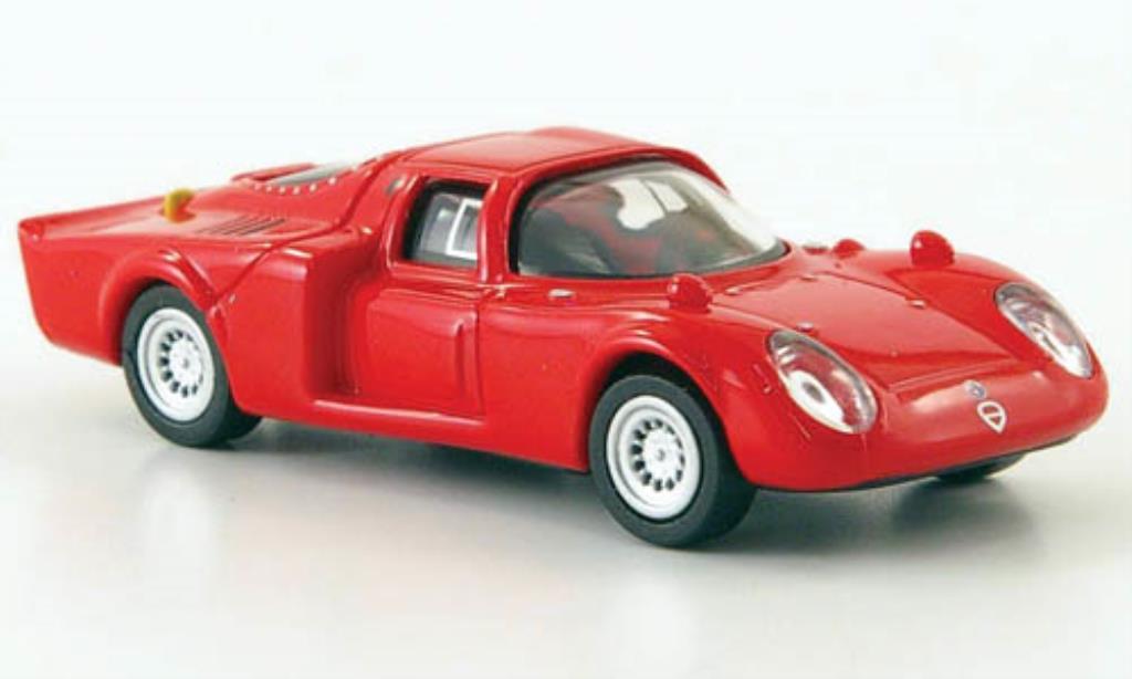 Alfa Romeo 33.2 1/87 Ricko rosso Daytona 1968 miniatura