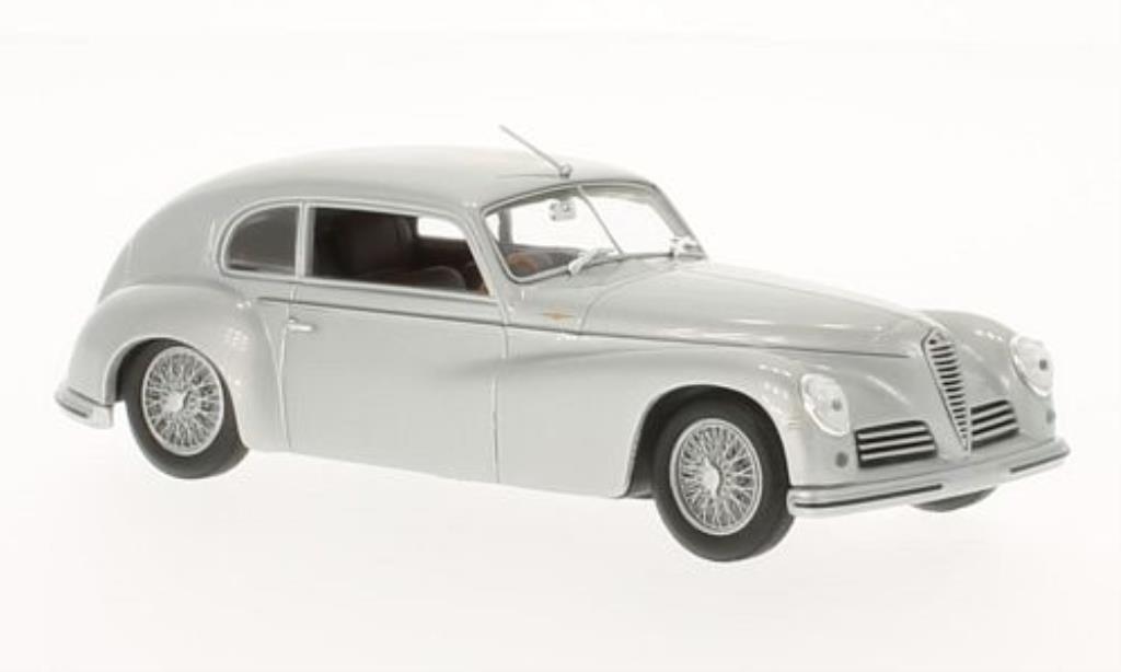 Alfa Romeo 8C 1/43 Minichamps Freccia d Oro gray 1947 diecast