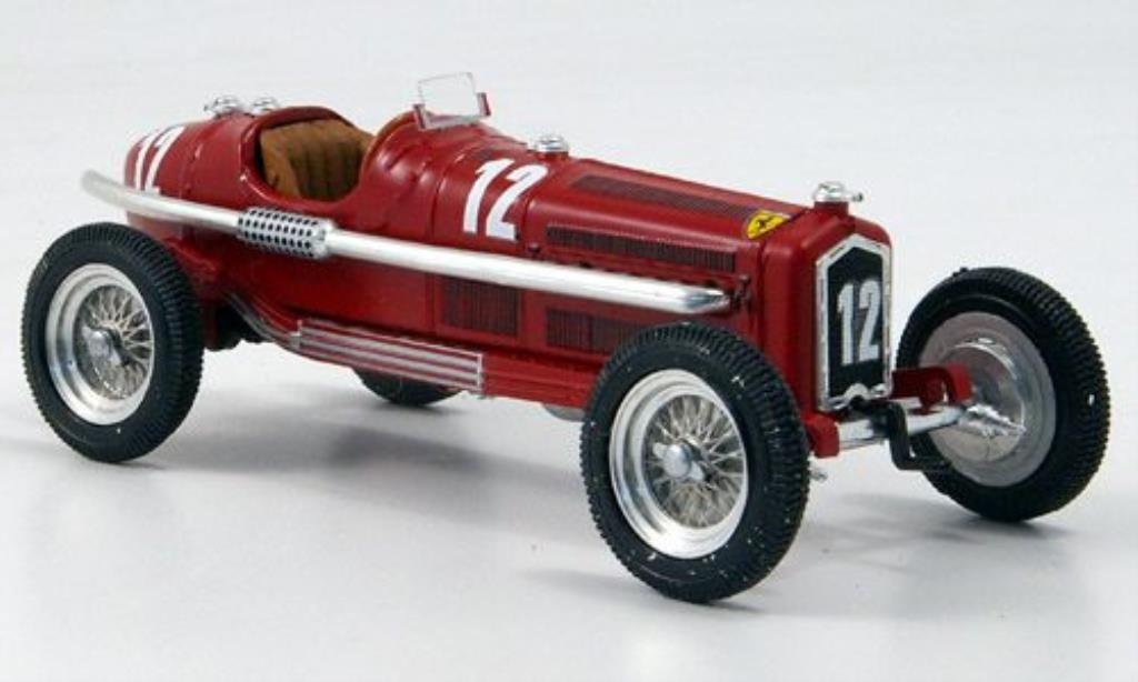 Alfa Romeo P3 1/43 Rio Tipo B No.12 Nurburgring 1935 miniatura