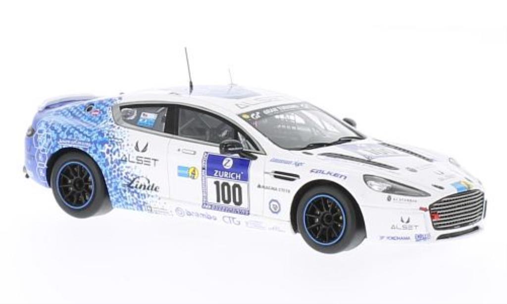 Aston Martin Rapide 1/43 Minichamps S No.100 24h Nurburgring 2013 /Katsura miniature