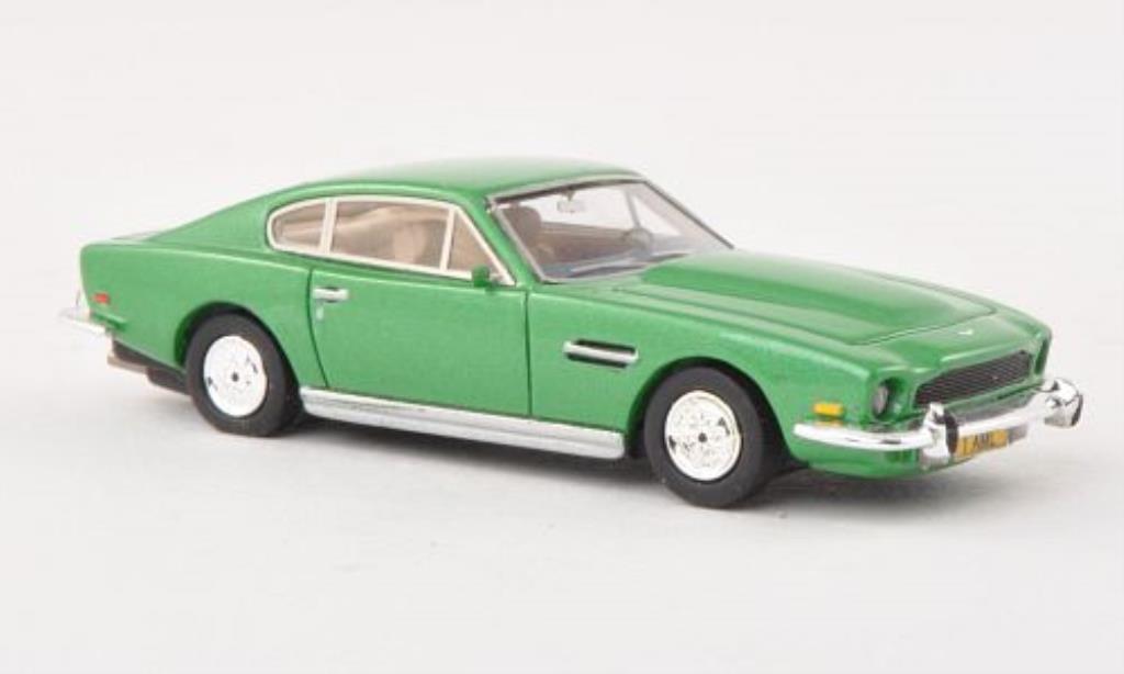 Aston Martin V8 1/87 Neo verte LHD 1980 miniature