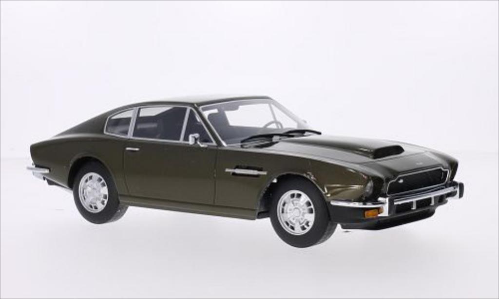 Aston Martin V8 1/18 CMR metallic-oliv 1976