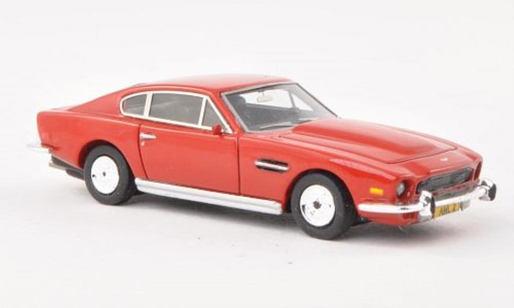 Aston Martin V8 1/87 Neo red LHD 1980 diecast