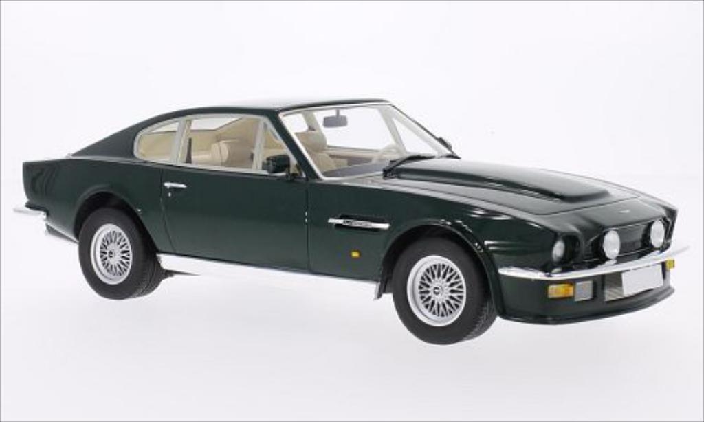 Aston Martin V8 Vantage 1/18 CMF metallic-verte 1977 miniature