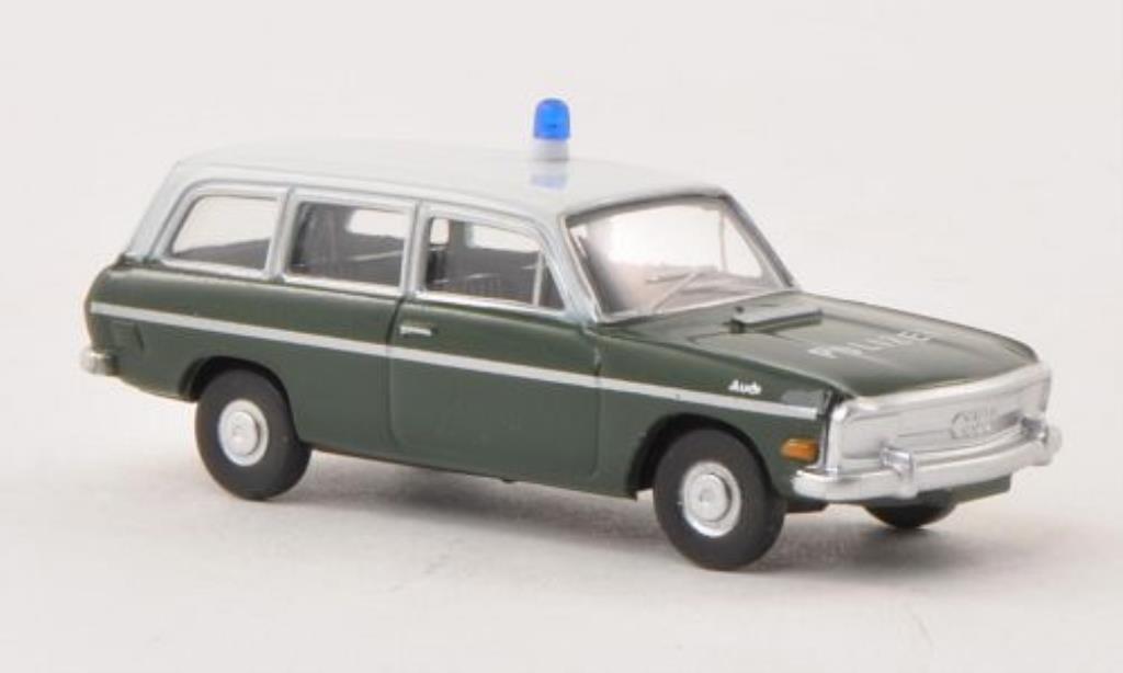 Audi 60 1/87 Herpa Variant Polizei Ingolstadt miniature