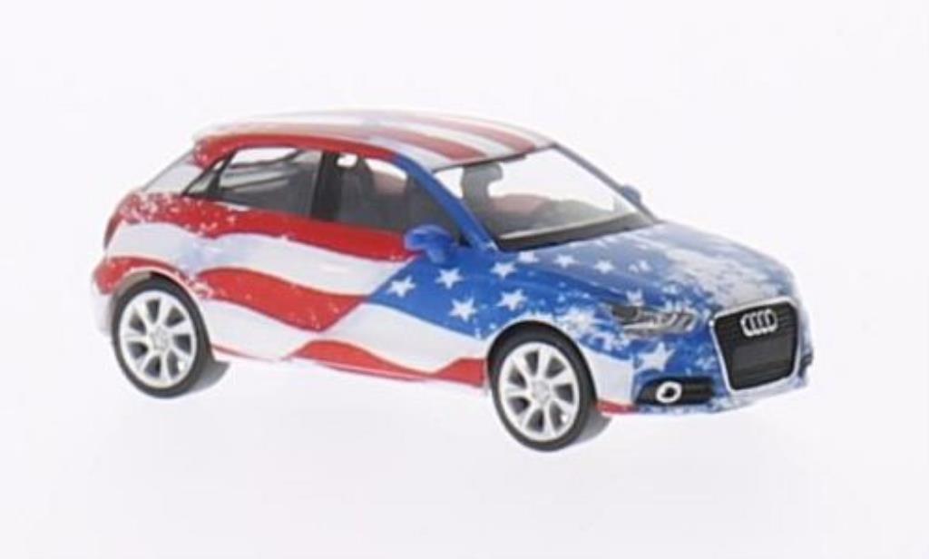 Audi A1 1/87 Herpa USA miniature