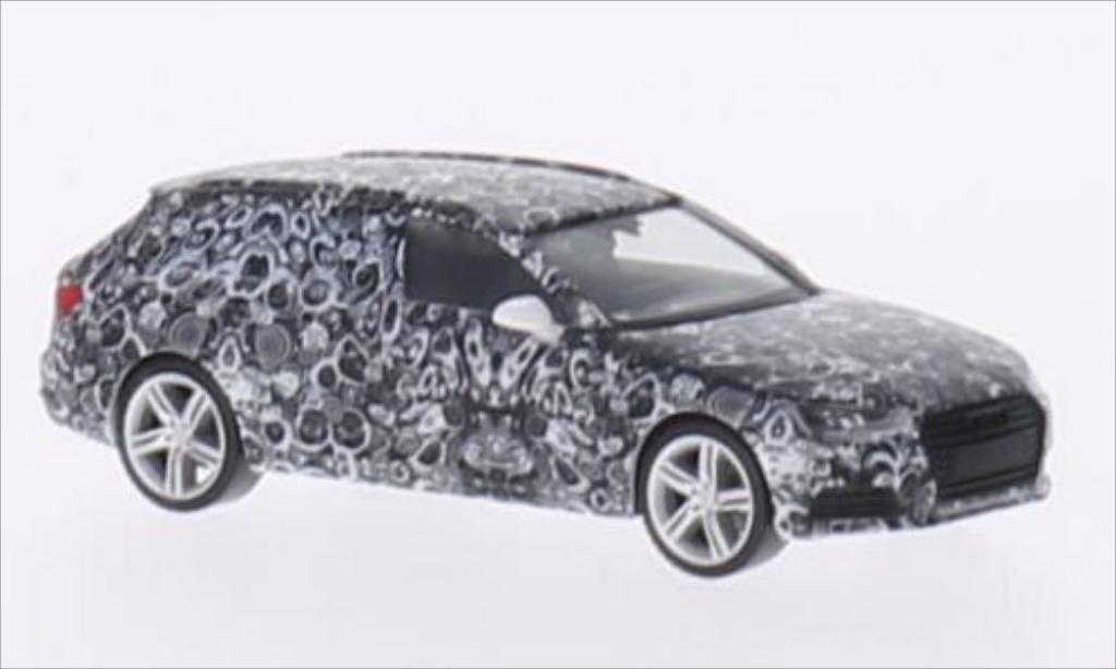 Audi A4 1/87 Herpa (B9) Avant Dekor 2015 modellautos