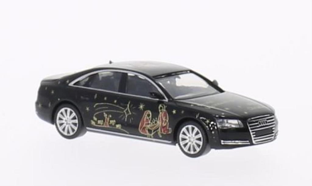 Audi A8 1/87 Herpa Herpa Weihnachts-PKW 2014 diecast model cars