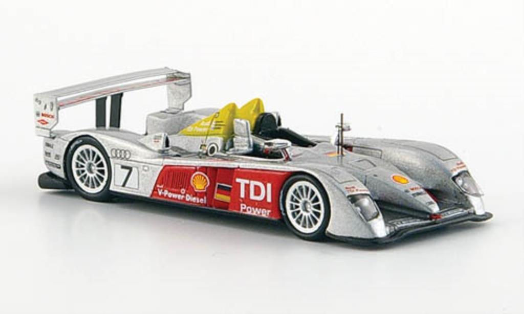 Audi R10 1/87 Spark TDI No.7 Le Mans 2006 miniature
