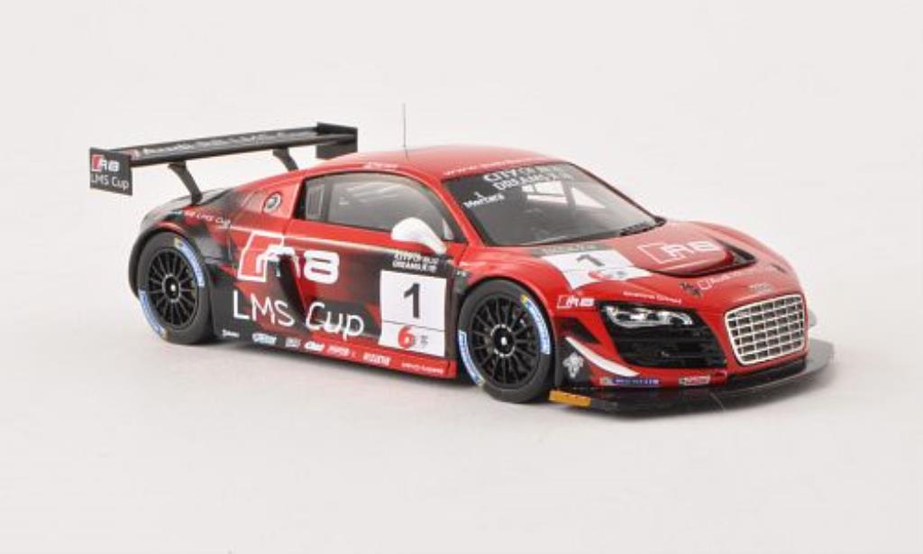 Audi R8 LMS 1/43 Spark LMS Cup No.1 City of Dreams Macau GT Cup 2013 miniature